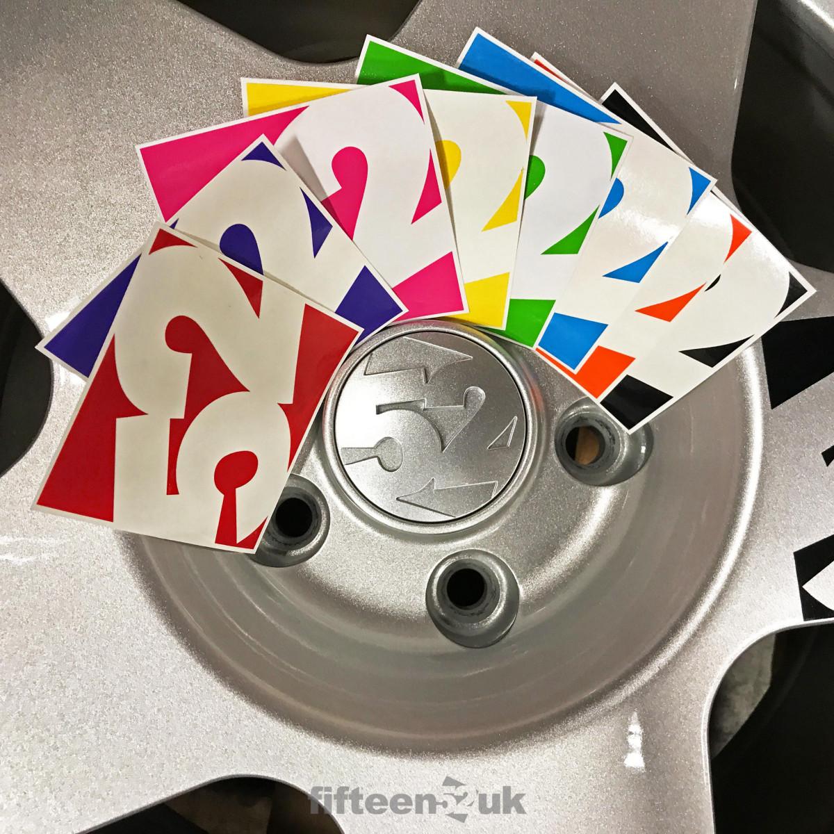 fifteen52 Spoke Stickers