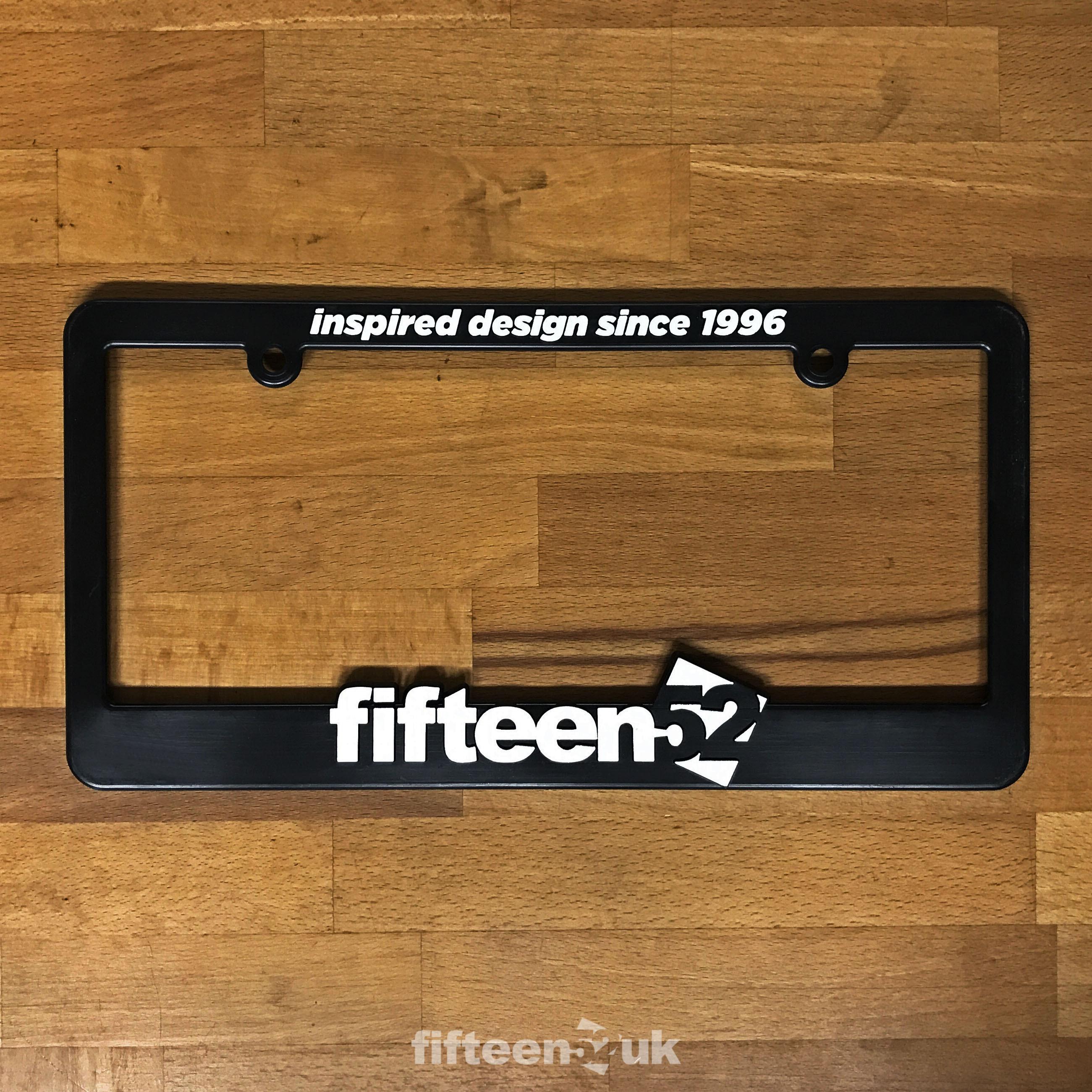 fifteen52 USA Number Plate Frame