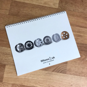 fifteen52UK 2019 Calendar